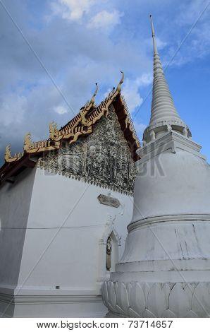 wat uphostharam of Thai s Temple