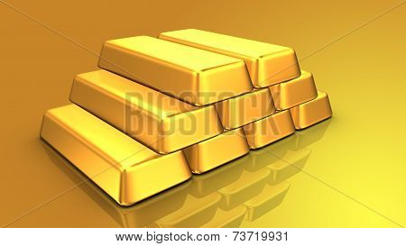 The gold combination