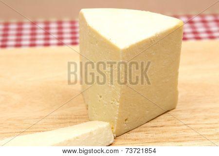 British foods Wensleydale cheese