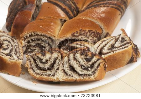 Home Sweet Rolls With Poppyseeds