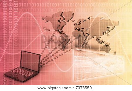 Banking Technology with Security and Access to Account