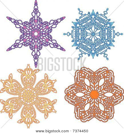Vector Ornaments Collection