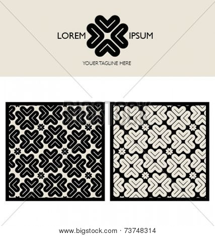 Brand elements & patterns