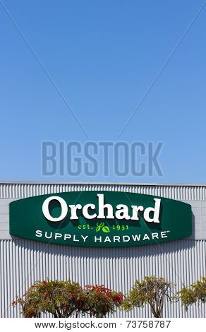 Orchard Supply Hardware Exterior