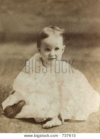 Bebé Vintage 1876