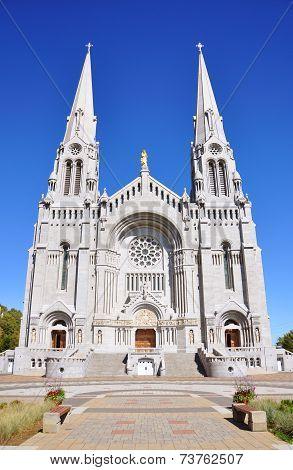 Basilica of Sainte-Anne-de-Beaupre, Quebec