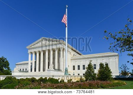 Supreme Court Building, Washington D.C. United States of America