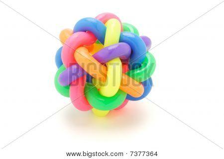 Multicolor Rings Ball