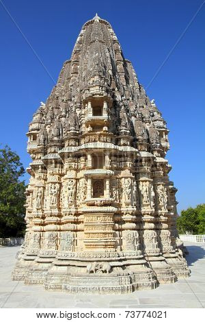ranakpur hinduism temple in rajasthan india