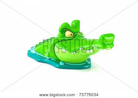 Tick-tock The Crocodile Figure Model Toy Character From Peter Pan