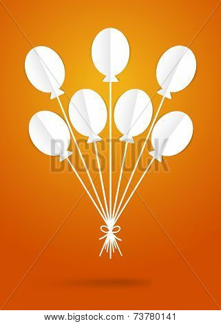 Paper Balloons