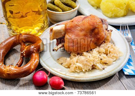 German Pork Knuckle