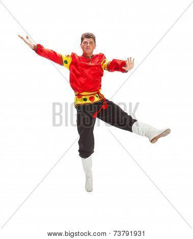 Russian Folk Dancer