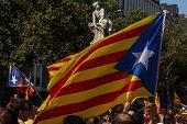 image of v-day  - BARCELONA SPAIN  - JPG