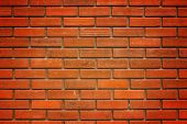 pic of brownstone  - Close up brick wall pattern  - JPG