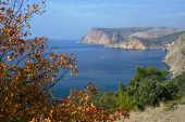 stock photo of crimea  - This is Balaklava region  - JPG