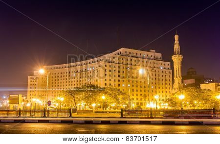The Mogamma, A Government Building On Tahrir Square In Cairo