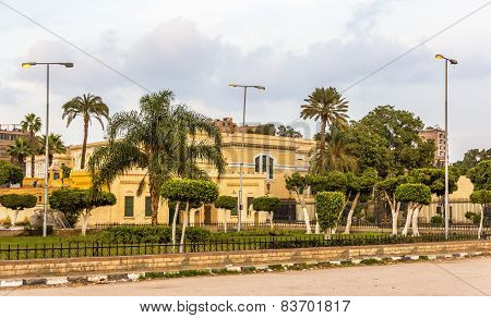 Abdeen Palace, A Residence Of The President Of Egypt - Cairo