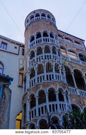 Palazzo Contarini Del Bovolo, Venice