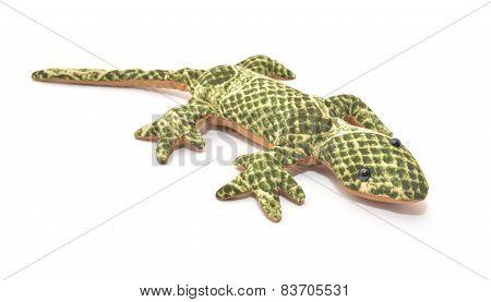 Plush Lizard