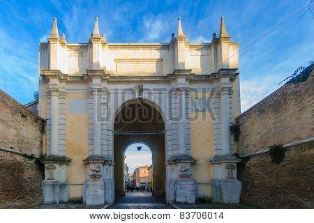 Porta Adriana, Ravenna