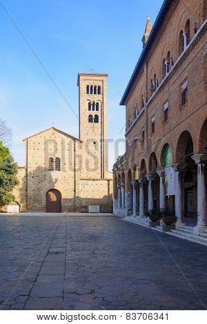 Basilica Of San Francesco, Ravenna