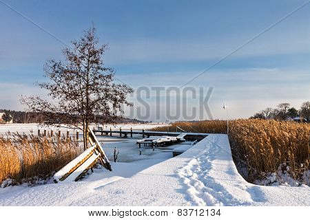 Winter In Prerow