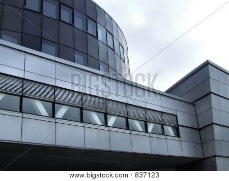 moderne Bürogebäude in bodo