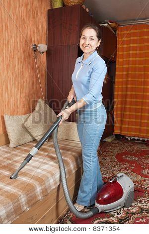 Frauen Reinigung