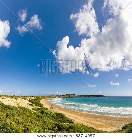 Gerakas Beach Sea Turtle Nesting Site