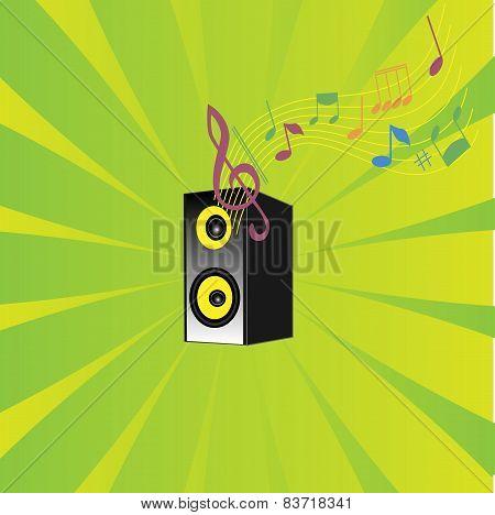 Musical Column