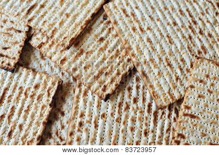Matzah (Unleavened Bread) for Passover
