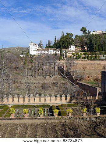 Generallife, Alhambra Granada