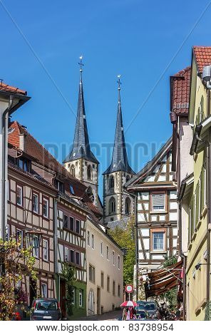 Bad Wimpfen,germany