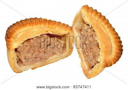 Freshly Baked Meat Pie