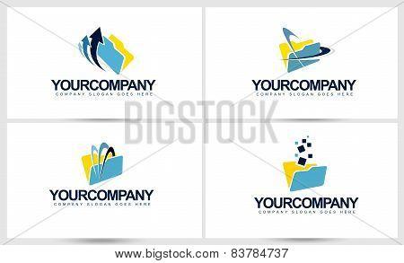 Documents Logo Set