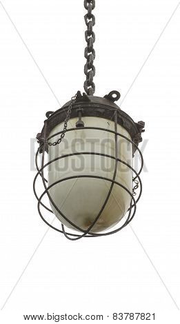 Lamp Isolated On White