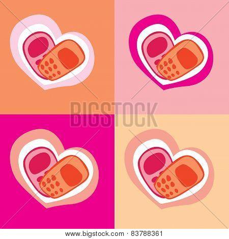 Phone Heart