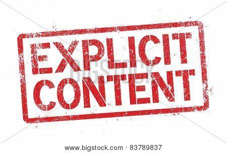Explicit content