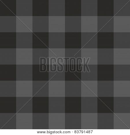 Tile grey plaid vector pattern