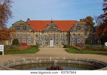 Small Castle, Blankenburg