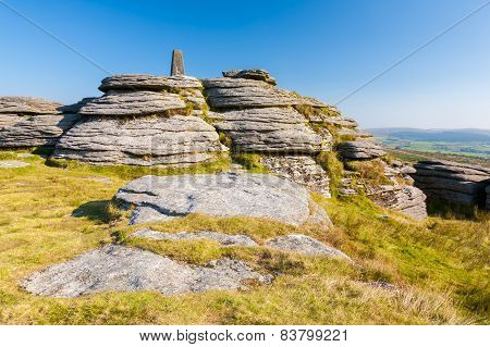 Bellever Tor Dartmoor