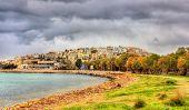 pic of piraeus  - Mikrolimano marina in Piraeus Athens  - JPG