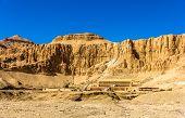 image of mortuary  - View of Deir el - JPG