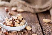 pic of brazil nut  - Brazil Nuts  - JPG
