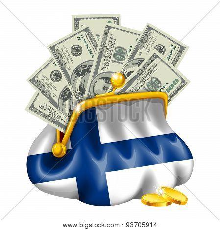 Economics and business purse Finland