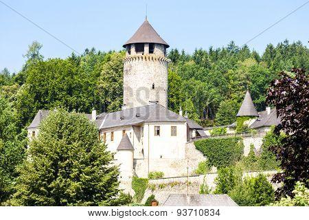 Castle of Litschau, Lower Austria, Austria