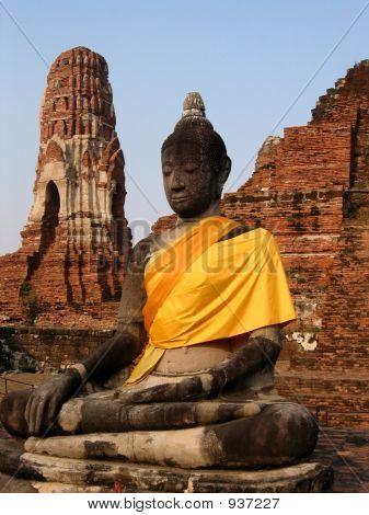 Buddha In Ayuthaya3