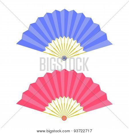 Elegant  Folding Fans