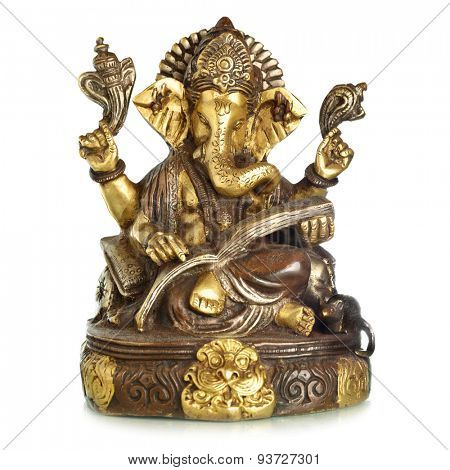 Figurine of Hindu God Ganesha